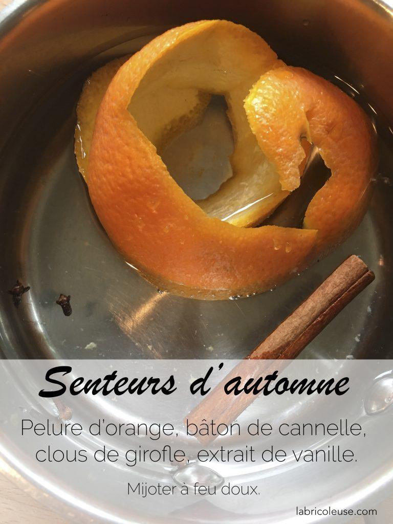 Senteurs d'automne